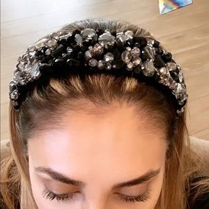 Gorgeous beaded headband!